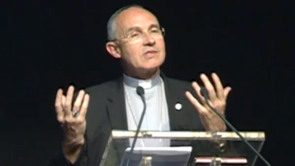 IEC2012 – Archbishop Robert LeGall OSB