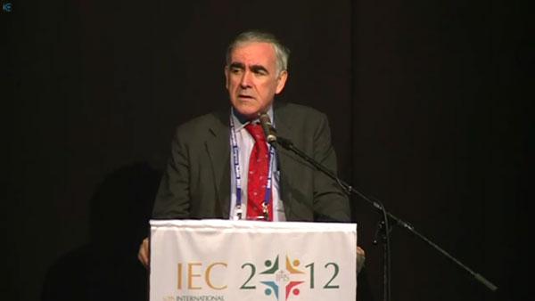 IEC2012 – Prof Desmond O'Neill