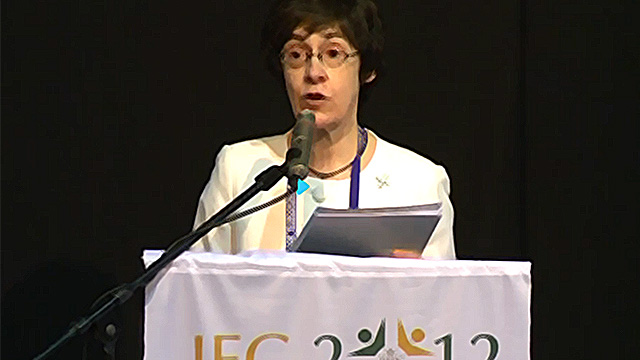 IEC2012 – Sr Gill Goulding CJ