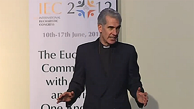 IEC2012 – Rev Nicky Gumbel