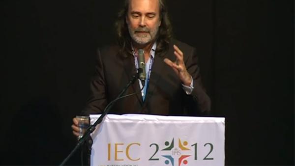 IEC2012 – John Waters