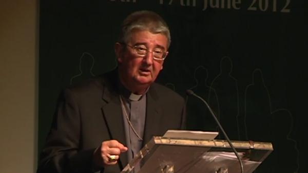 IEC2012 – Archbishop Diarmuid Martin