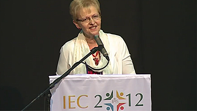 IEC2012 – Ruth Patterson