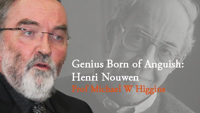 Genius Born of Anguish – Henri Nouwen