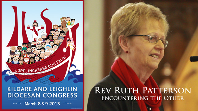 Encountering the Other – Rev Ruth Patterson