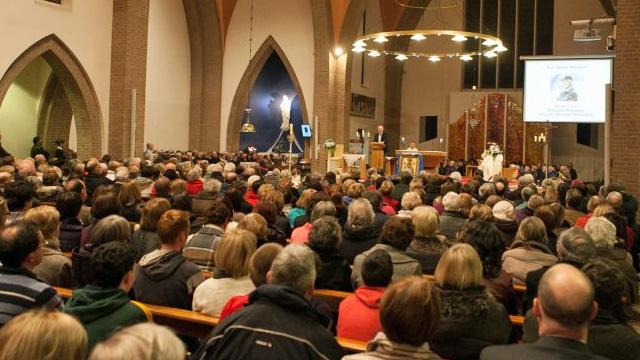 Portlaoise Parish Novena 2013 – Brian Cody