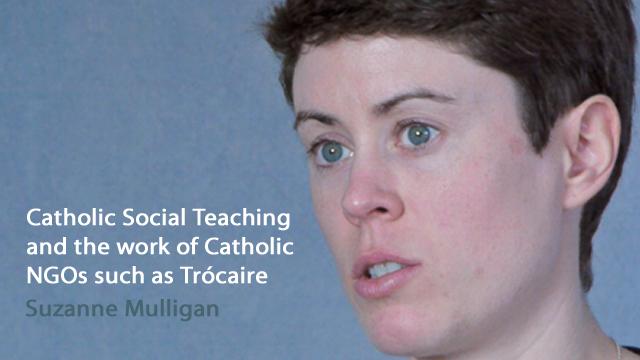 Catholic Social Teaching and Catholic NGOs