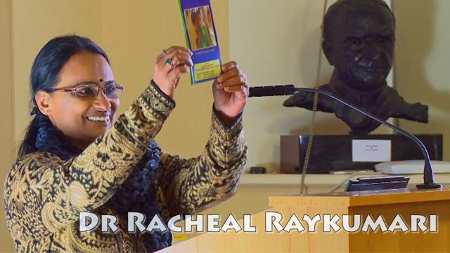 Trócaire at 40 – Dr Racheal Rakumari