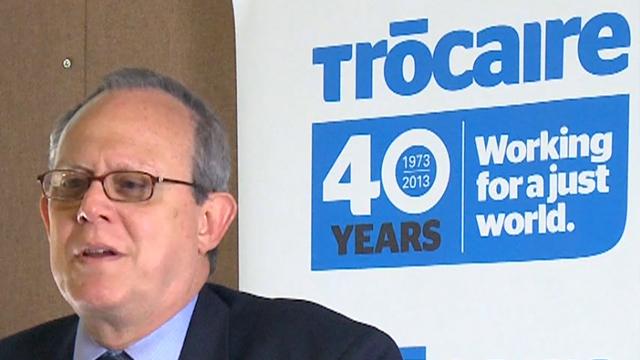 Trócaire at 40 – Frank La Rue (UN)