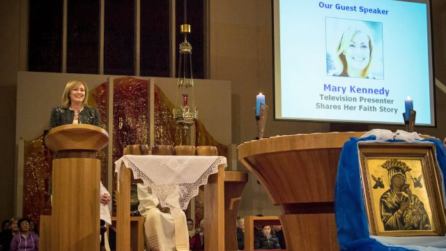 Portlaoise Parish  Novena 2013 – Mary Kennedy
