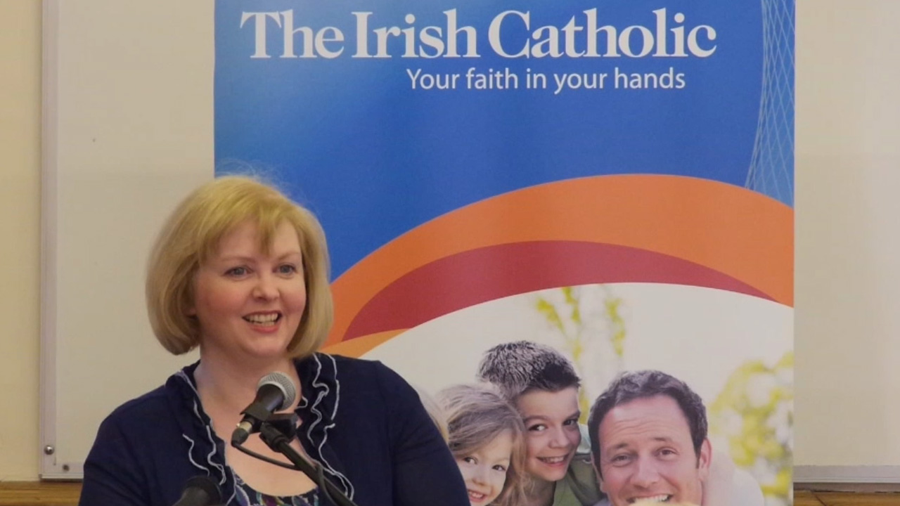 Breda O'Brien – Horizon of Hope Conference