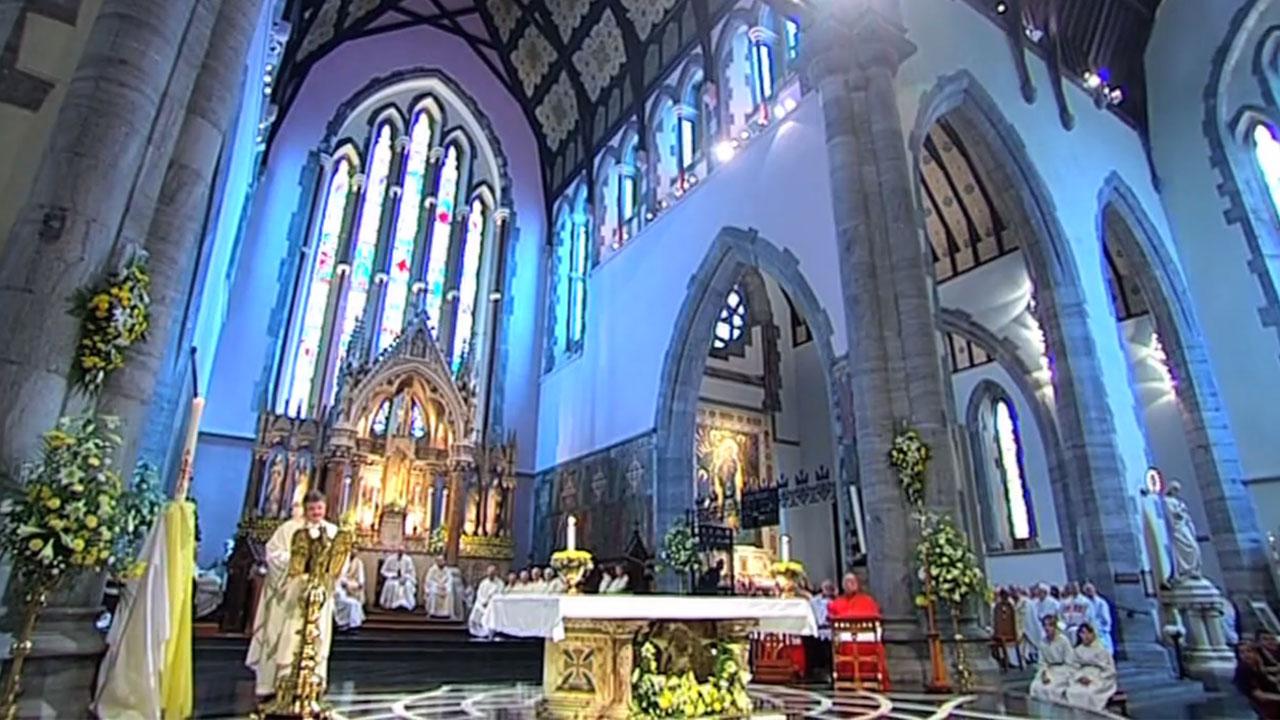 Bishop of Derry pays tribute to Sr Clare Crockett