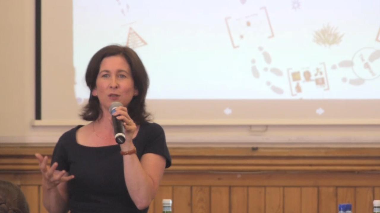 Sarah Carey – Horizon of Hope Conference
