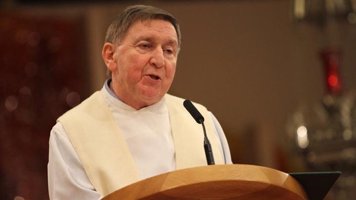 Fr Brian D'Arcy – Portlaoise Novena 2014