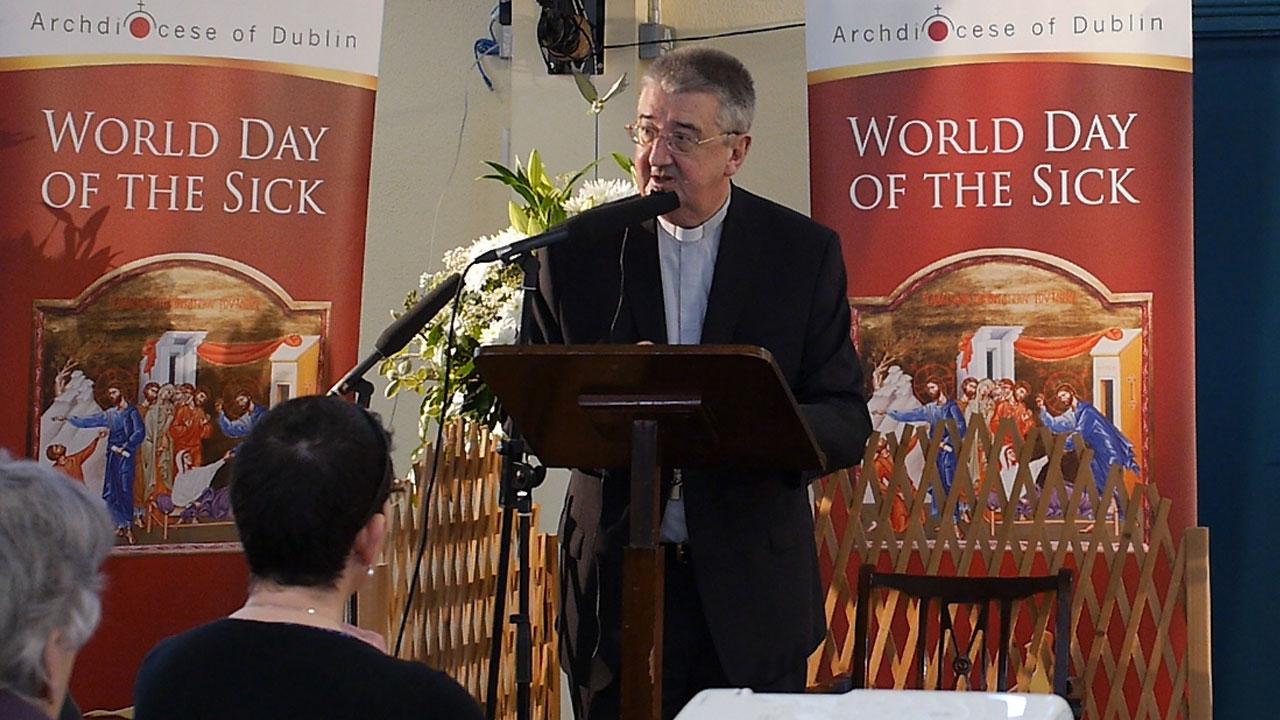 World Day of the Sick Seminar – Archbishop Diarmuid Martin