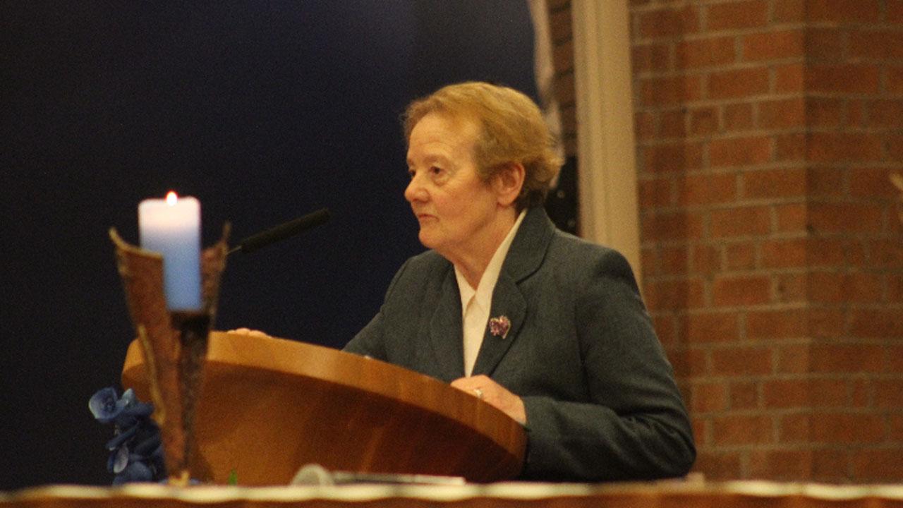 Sr Consilio – Portlaoise Parish Novena 2014