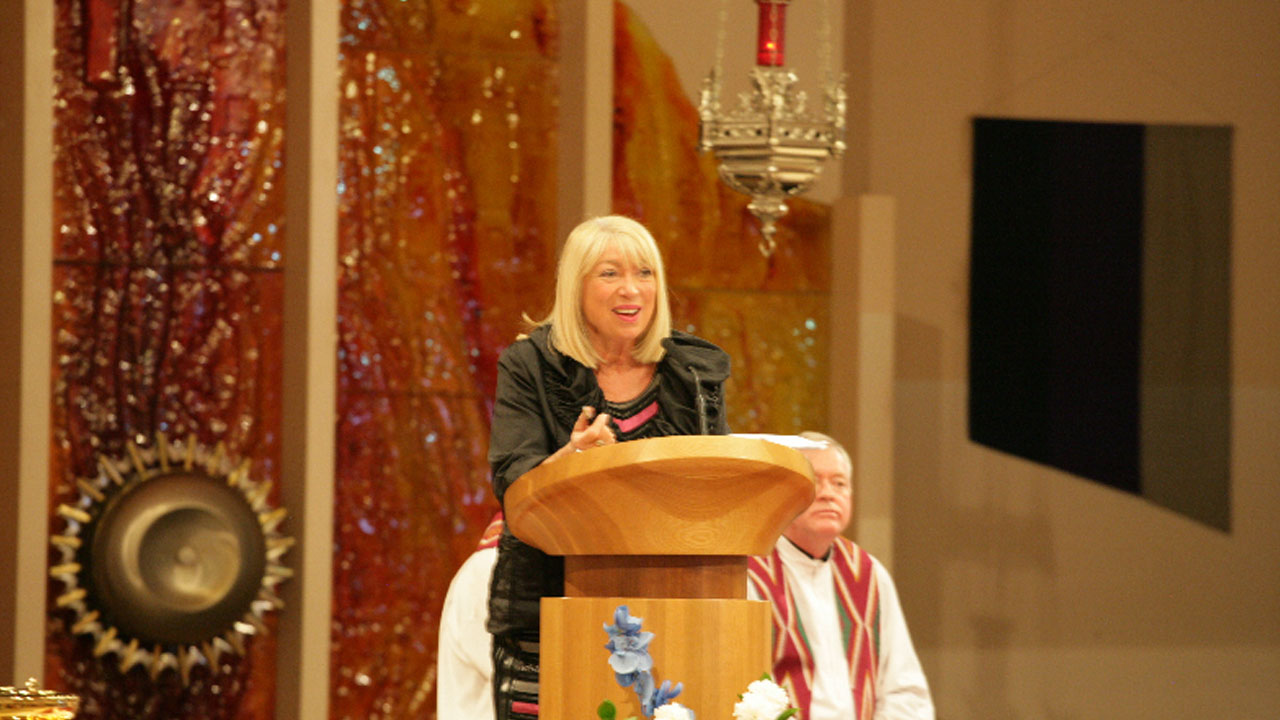 Anne Doyle – Portlaoise Parish Novena 2014