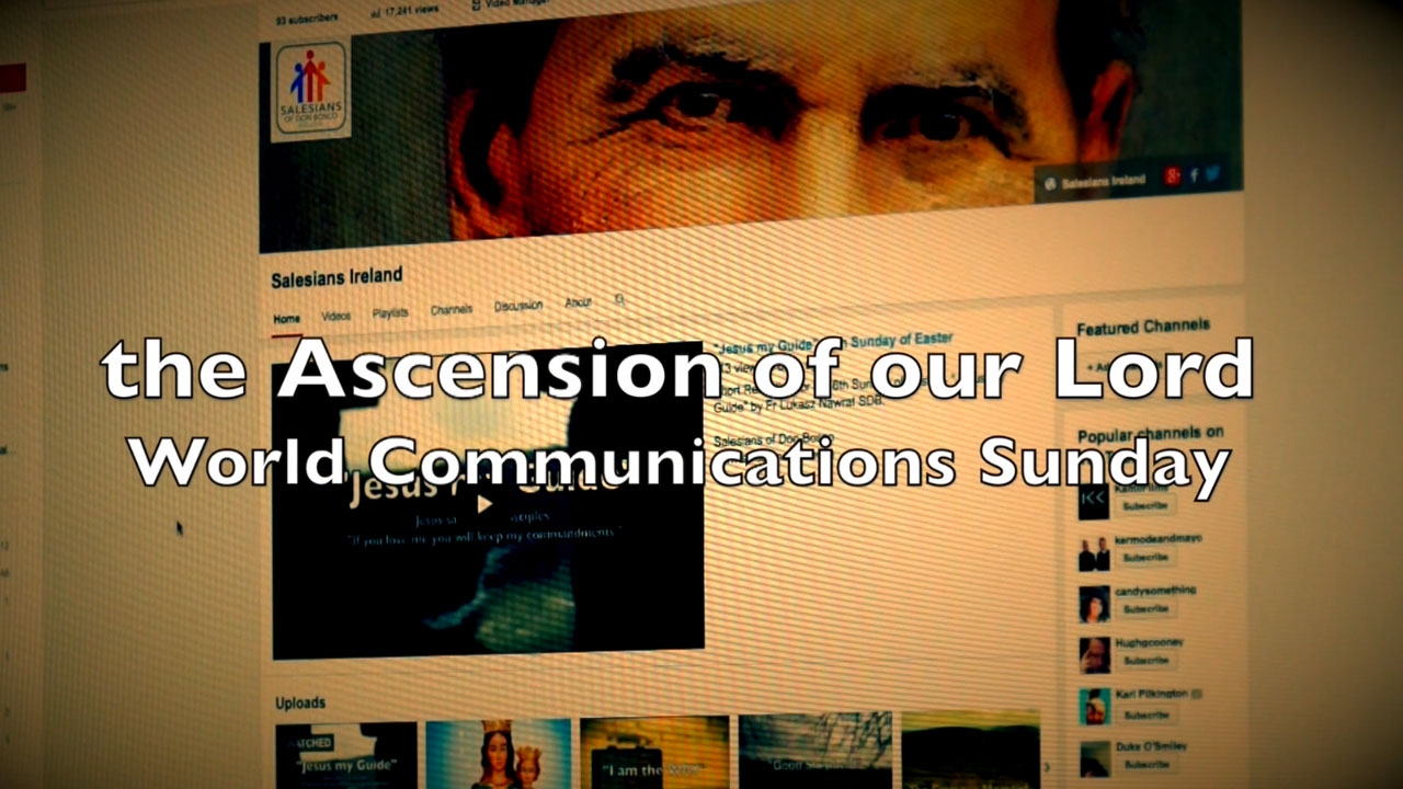 Reflection for World Communications Sunday