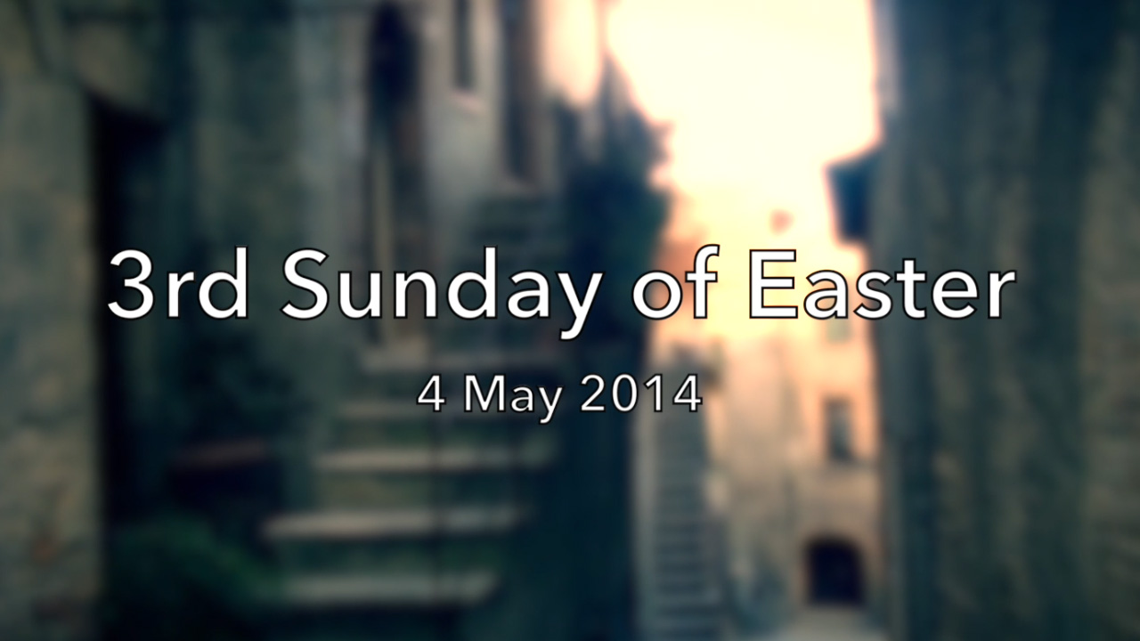 The Emmaus Moment – Reflection for Third Sunday of Easter