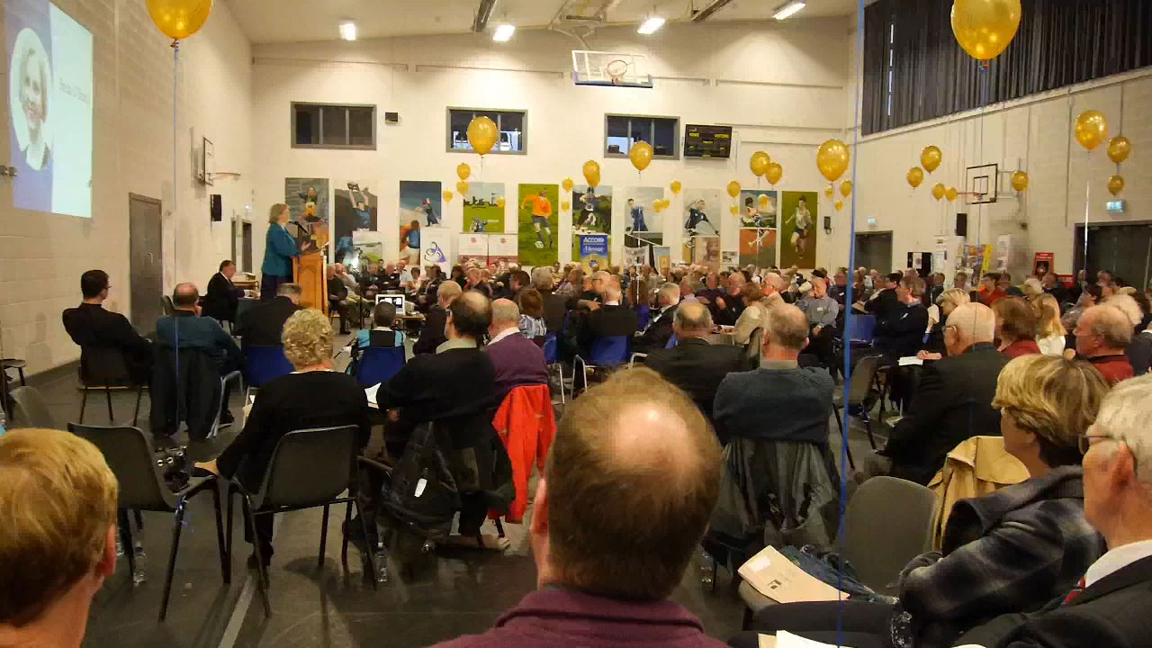 Kilmore Diocesan Assembly 2014 – Breda O'Brien