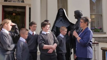 Catherine McAuley Founder of the Mercy Sisters
