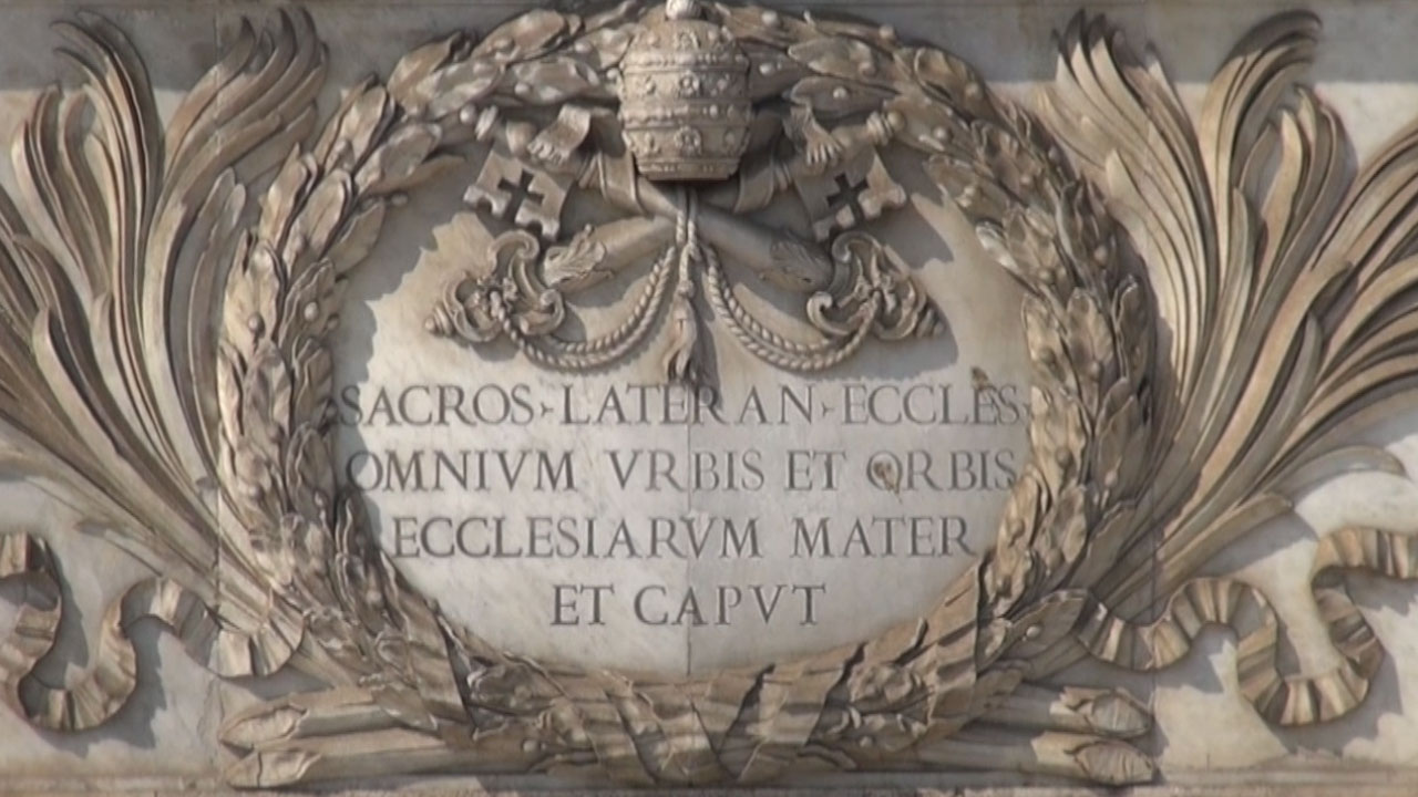 Reflection for Feast of the Dedication of the Lateran Basilica