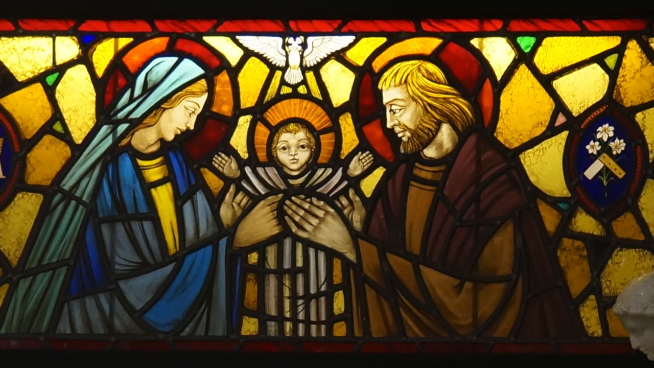 Reflection for Feast of the Holy Family