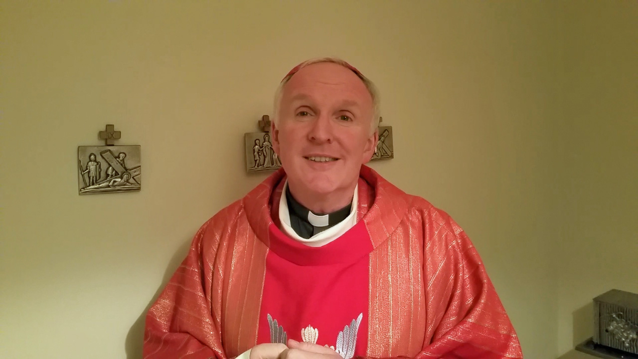 2015 confirmation greeting from bishop leahy icatholic m4hsunfo