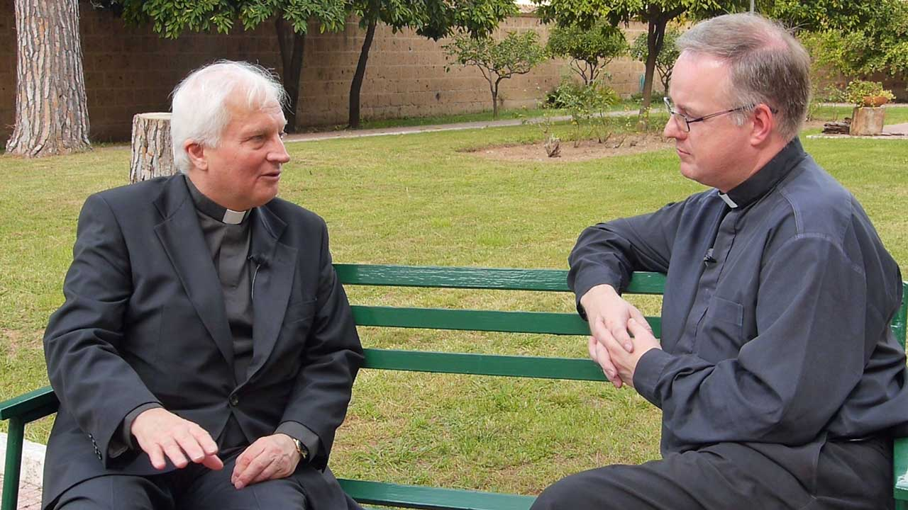 Interview with Rector of the Beda College, Rome