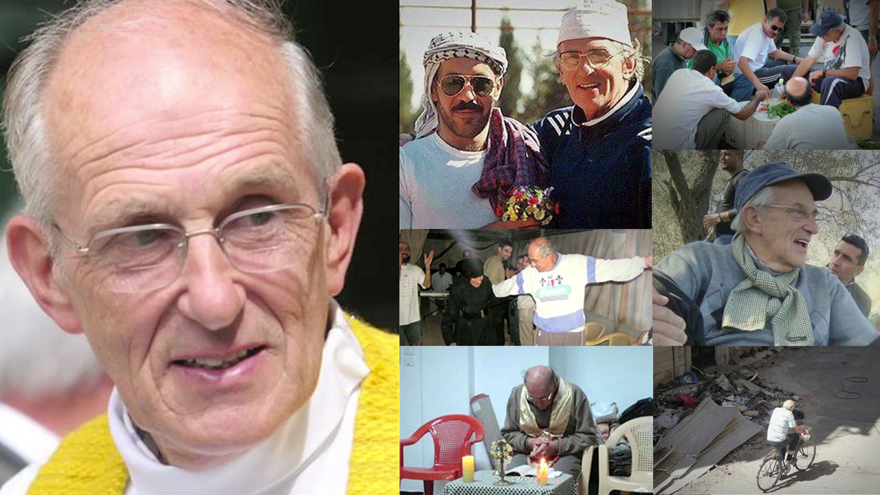 Fr Frans Van der Lugt SJ: Man of Peace and Bridgebuilder