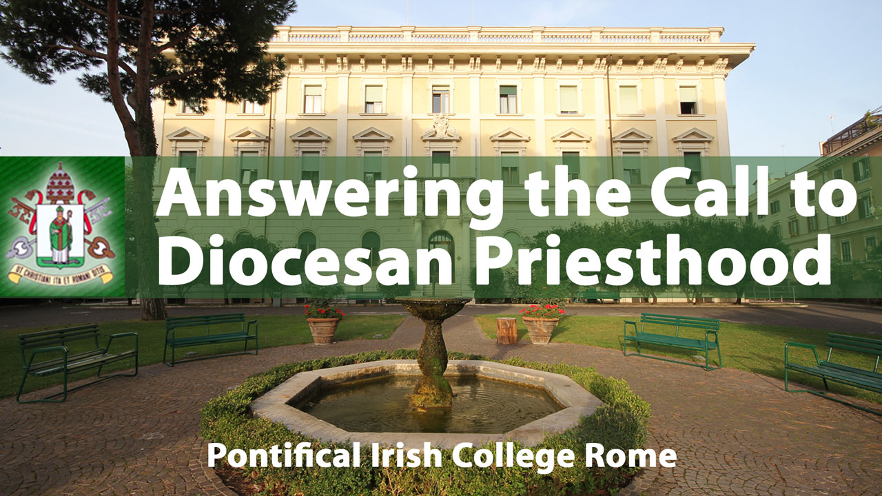 Answering the call to Diocesan Priesthood