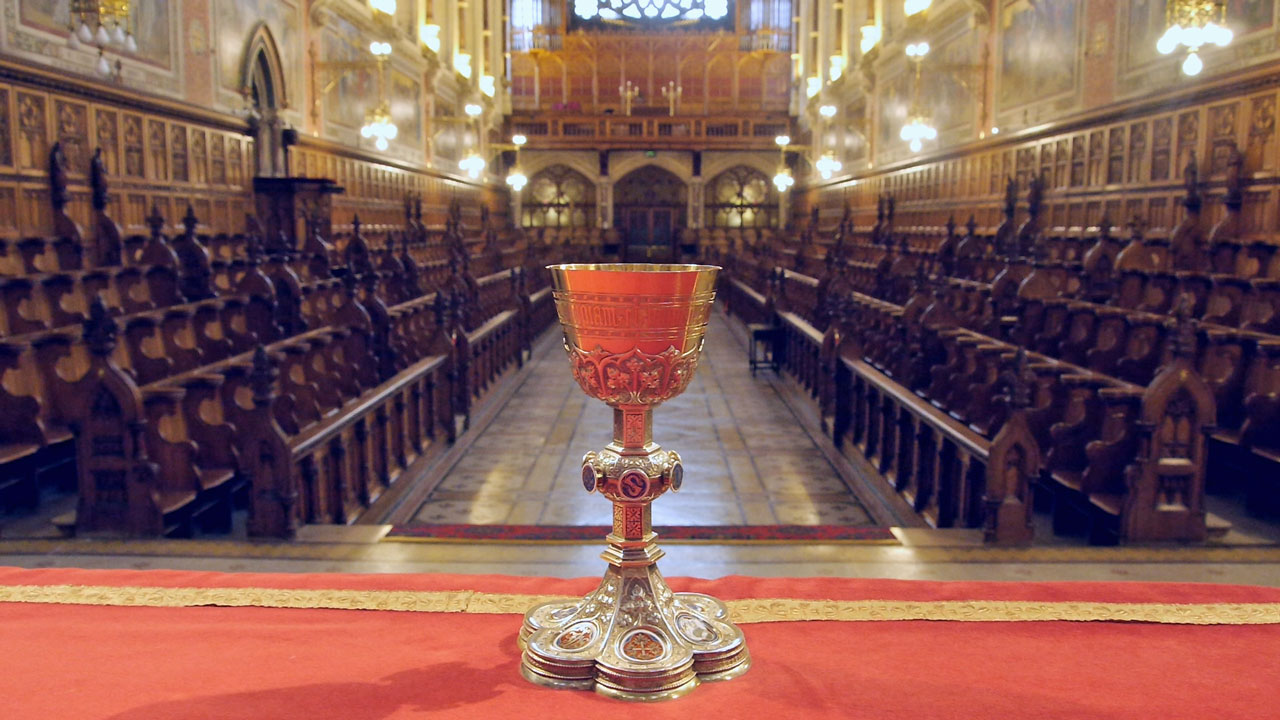 Can you drink this Cup? – the call to priesthood
