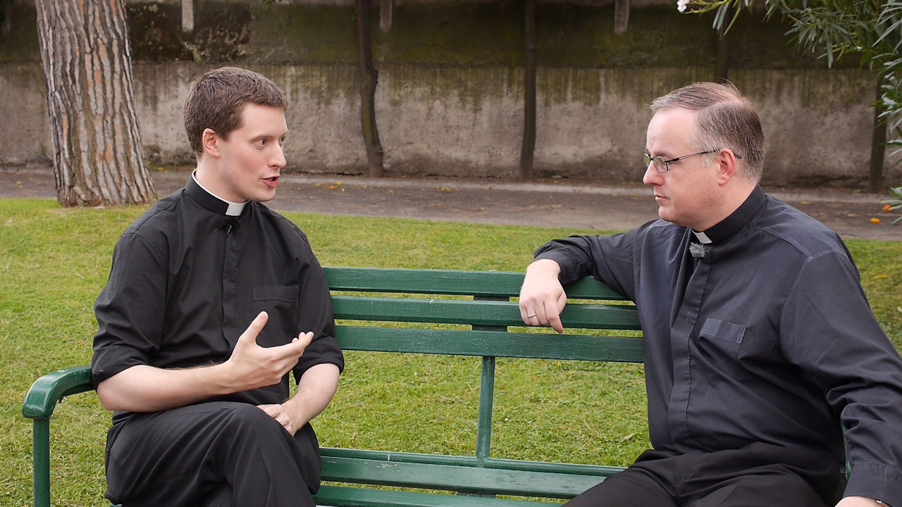 Fr Conor McCarthy on answering the call to Priesthood