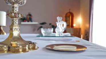 Finding God in Service and Eucharist