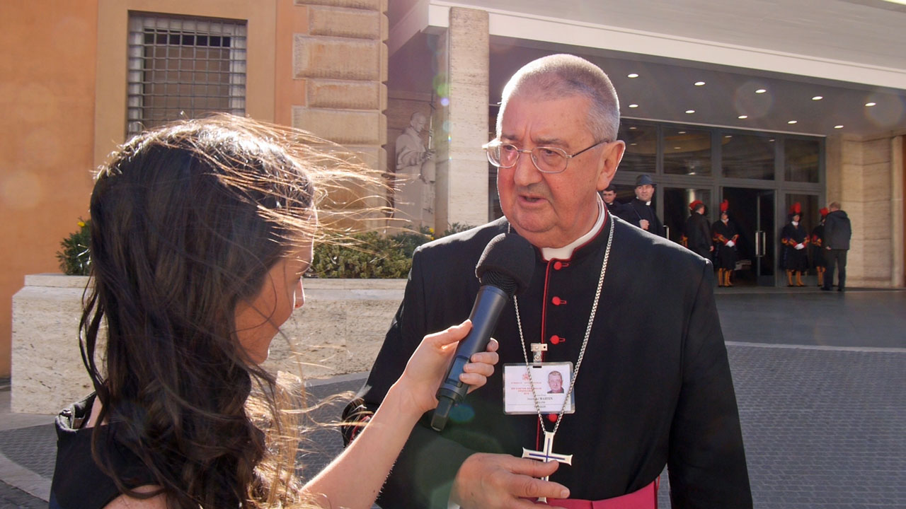 Synod on the Family 2015 – Archbishop Diarmuid Martin