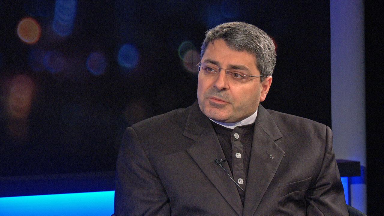 Suffering in Syria – Fr Ziad Hilal SJ