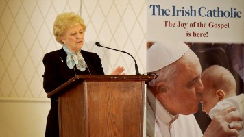 Pope Francis and the Future of the Family – Baroness Nuala O'Loan