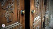 Opening the door of faith …