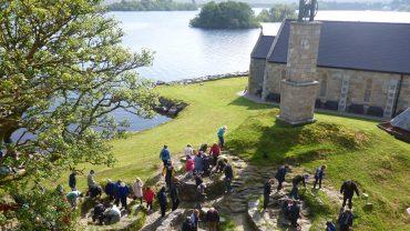 New pilgrim guide to Lough Derg