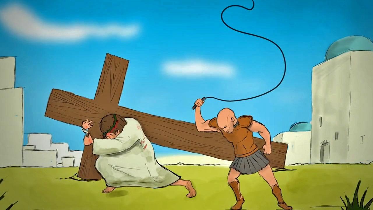 The Way of the Cross – Children