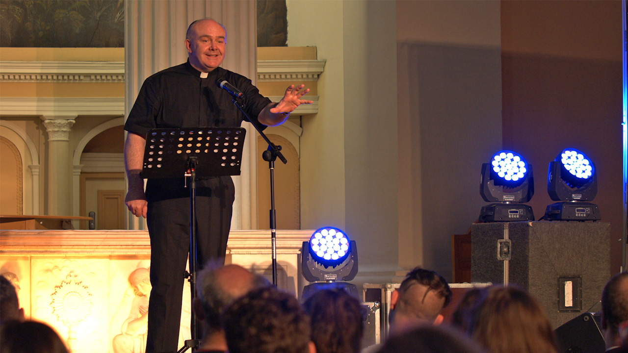 Fortify Youth Conference – Fr Brendan Kilcoyne