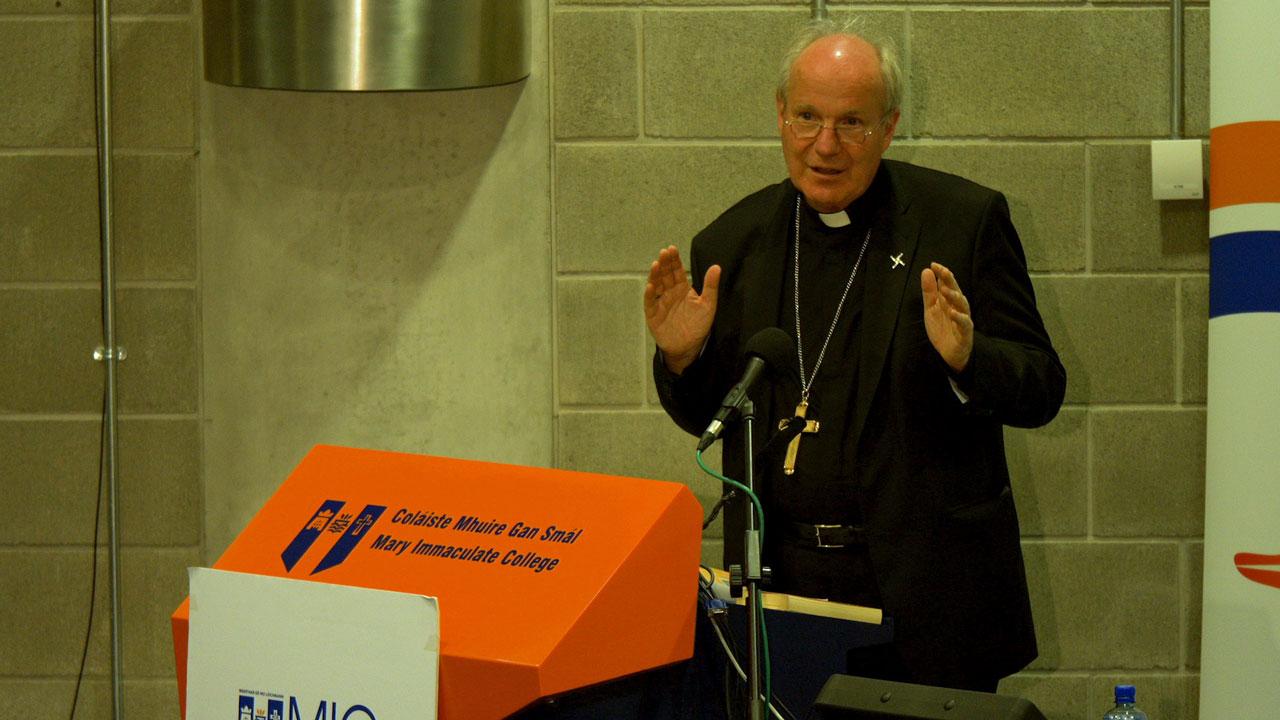 Amoris Laetitia – MIC Limerick address by Cardinal Schönborn