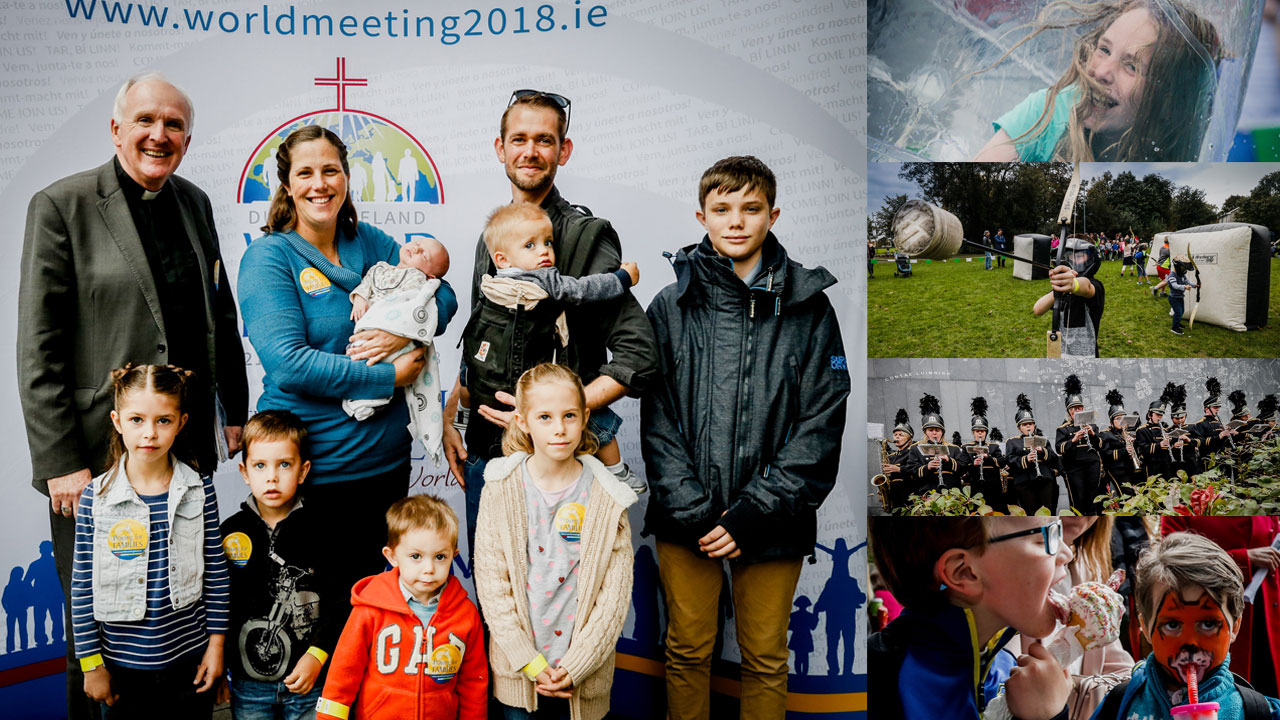 Limerick Diocese Family Fun Day for WMOF2018