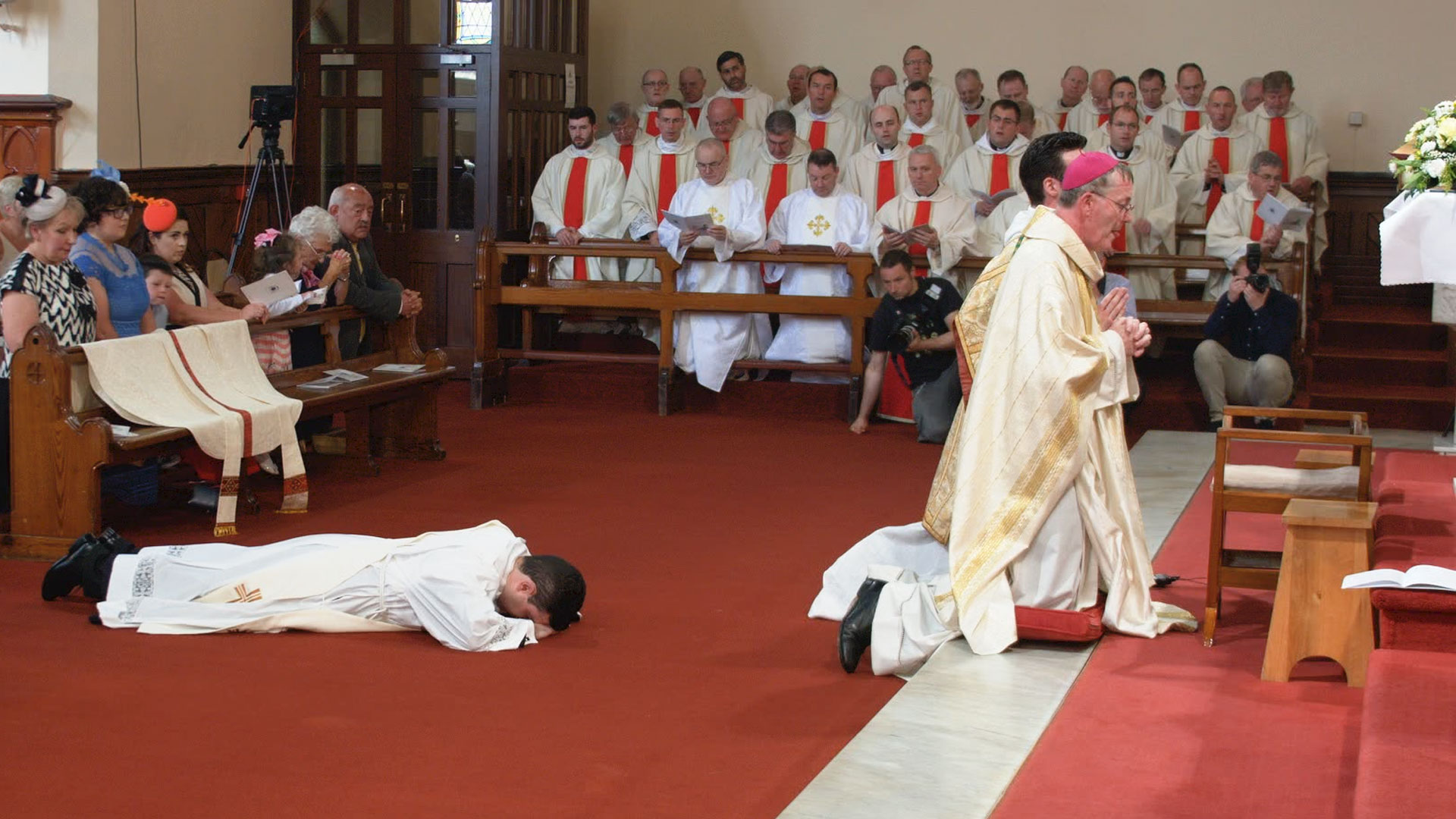 Memories of my ordination – Fr David Vard