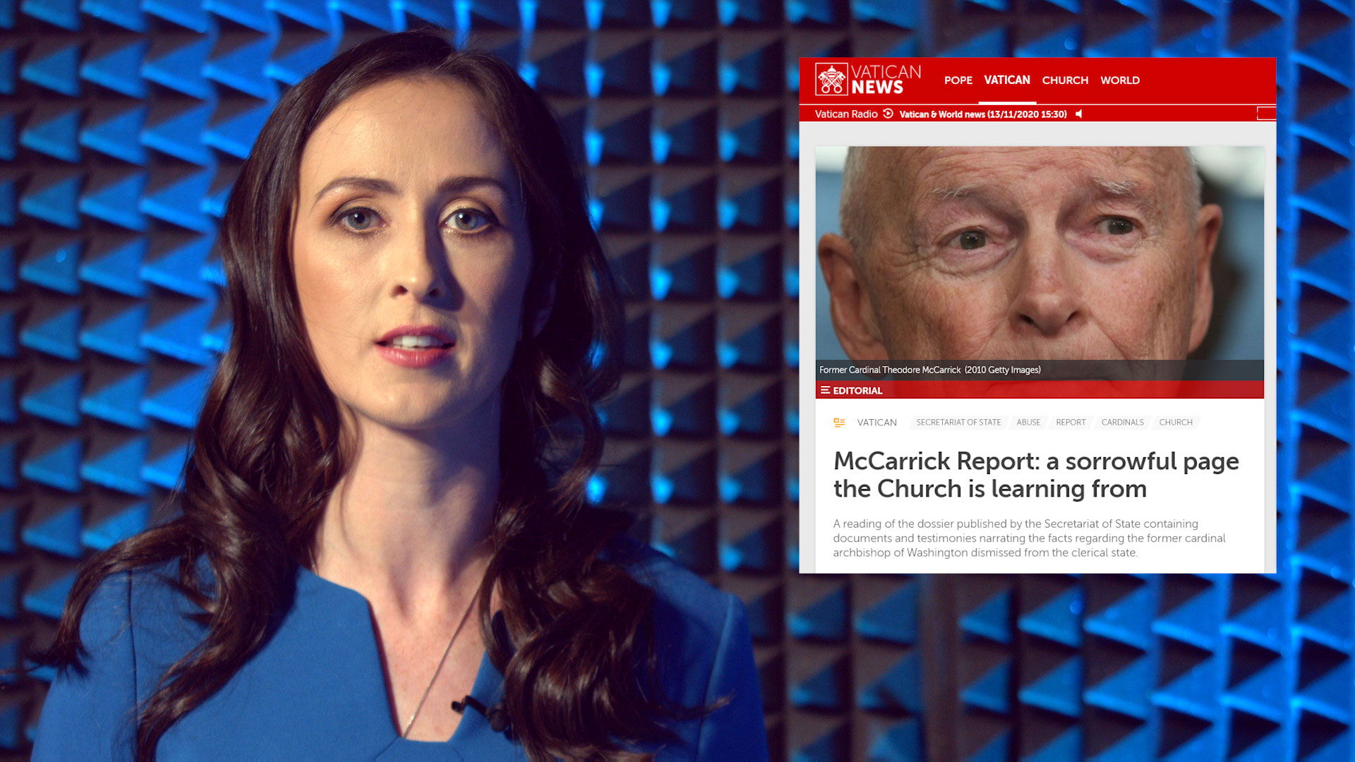 What we can learn from the McCarrick report  – Austen Ivereigh
