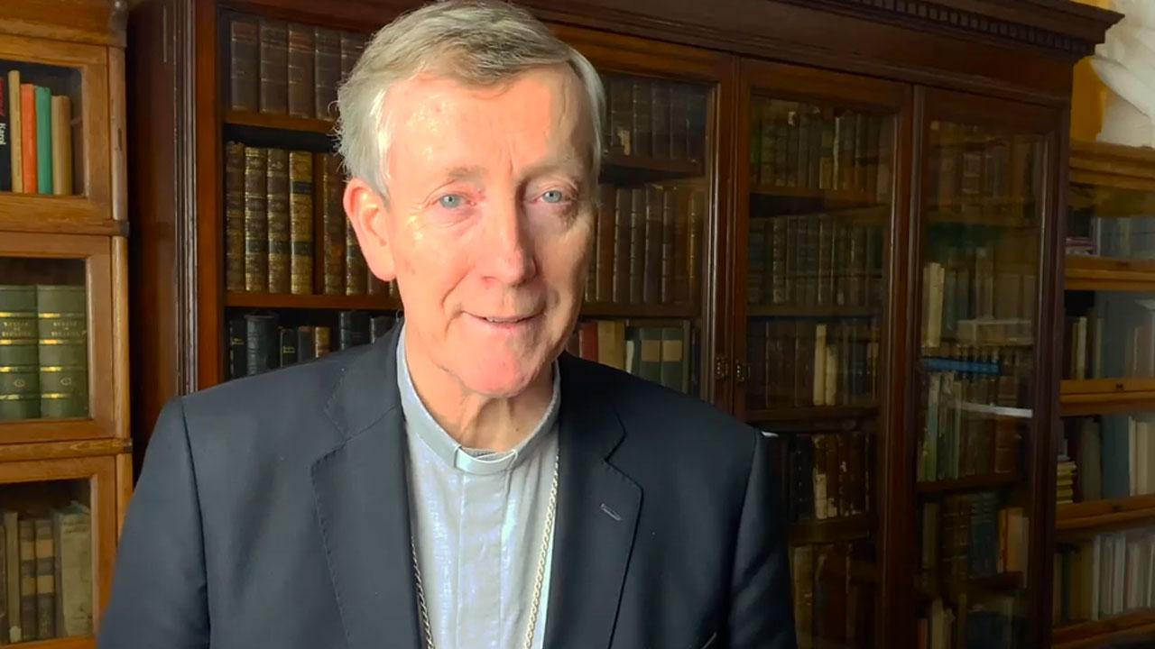 Lent 2021 – Message from Bishop Denis Nulty