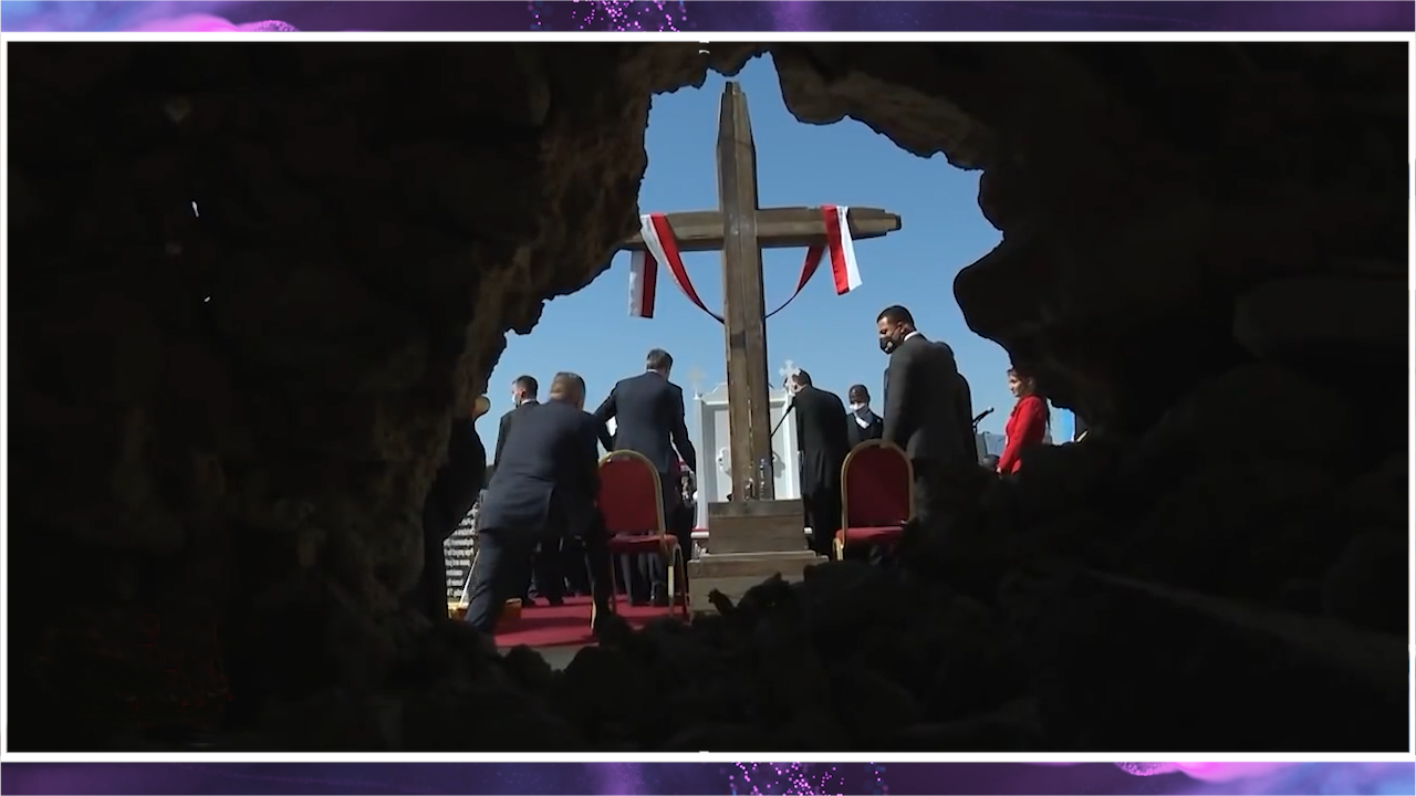 Pope Francis in Iraq a sign of hope
