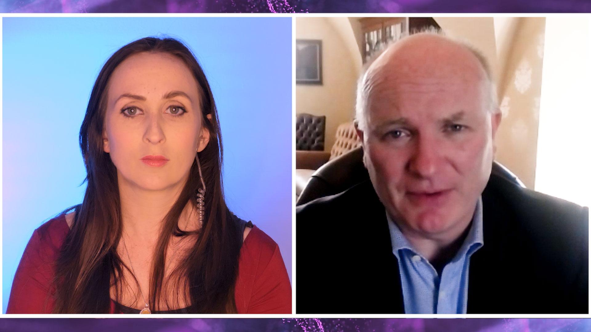 Challenging the criminalising of Mass attendance – Declan Ganley