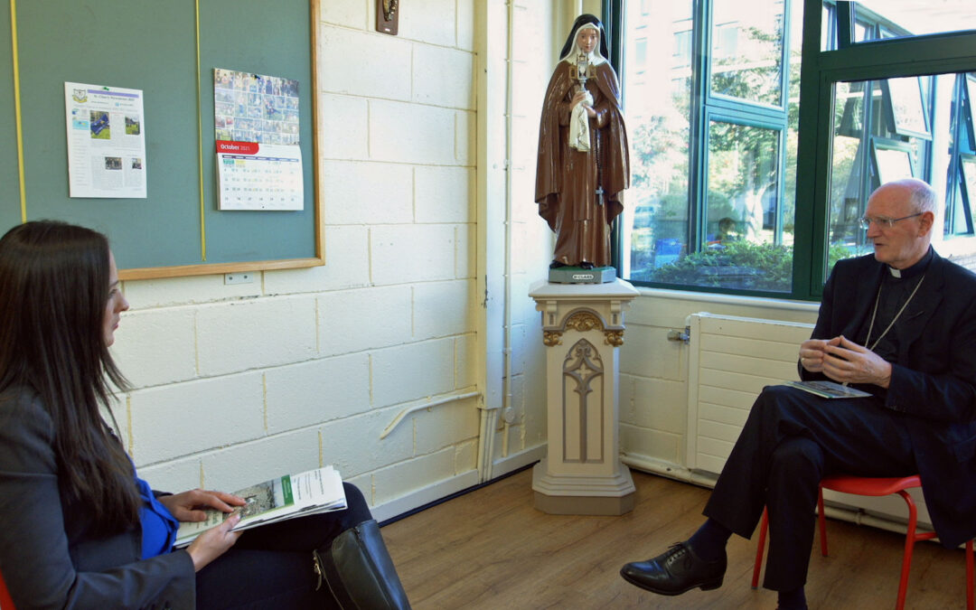 The Cry of the Earth, the Cry of the Poor – Archbishop Dermot Farrell
