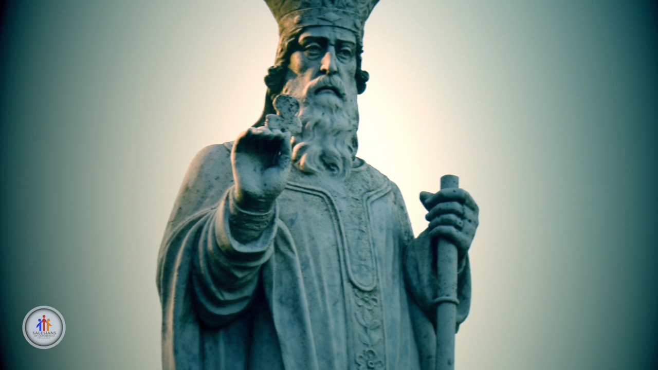 St Patrick's Breastplate – As I arise today …